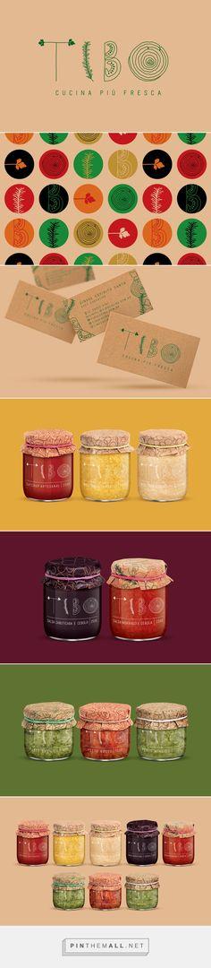 TIBO Artisan Food Branding and Packaging by Samuel Profeta | Fivestar Branding Agency – Design and Branding Agency & Curated Inspiration Gallery