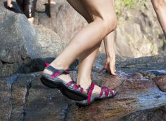 About Teva Women outdoor Hiking sandals