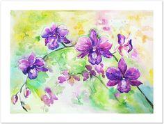 4202376870--kartiny-panno-akvarel-orhidei.jpg (823×622)