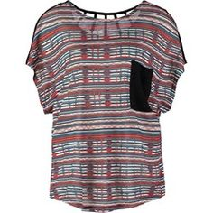 edc by Esprit Tshirt z nadrukiem grey colorway