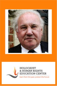 Holocaust and Human Rights Education Center – Learn from the past, protect the future Support Groups, Holocaust Survivors, University College, Education Center, Ibm, Human Rights, Fundraising, Charity, Berlin