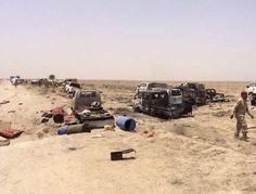 Reports U.-led airstrikes kill at least 250 ISIL fighters near Fallujah - KARE Military Terms, Istanbul Airport, Military Operations, Interesting News, Armed Forces, New Zealand, Monster Trucks, At Least, United States