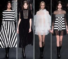 Image result for fall winter 2016 sheer chiffon