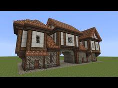 Best Minecraft BuildsInspiration Images On Pinterest Minecraft - Minecraft hauser bauplan