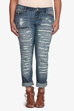 77d7961920c A Curvy Girl s Guide To Denim. Plus Size ...