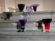 Rare Aubergine Colour Scandinavian Vintage Riihimaki Vase 1379 By Erkkitapio Siiroinen Art Glass