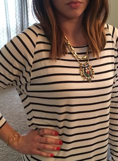 Stella & Dot Spring 2017 Gorgeous York statement necklace!   Beautiful colors for spring with a lot of versatility!