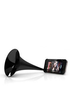Acoustic i-Phone Speaker.