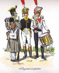 Empire, War Drums, Poland History, Army Uniform, Napoleonic Wars, Troops, Soldiers, Military, Bavaria