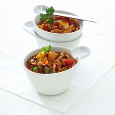 Stevige soep met kalkoen #WeightWatchers #WWrecept #soep
