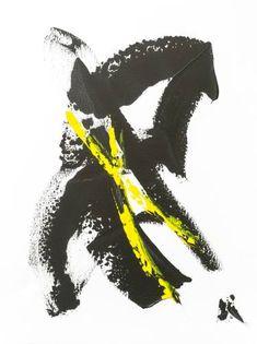 Original Abstract Painting by Alexis Reynaud Abstract Expressionism, Abstract Art, Original Art, Original Paintings, Musashi, Buy Art, Samurai, Saatchi Art, Canvas Art