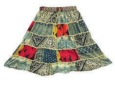 Womans Vintage Patchwork Boho Short Skirt Mogul Interior http://www.amazon.com/dp/B00MUVLILC/ref=cm_sw_r_pi_dp_Yuu9tb1A3M0VK