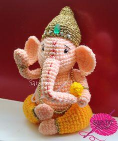 Amigurumi elefante | Etsy | 281x236