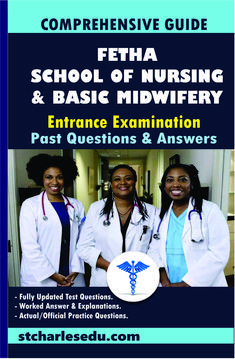 Entrance Exam Past Question for Federal Teaching Hospital Abakaliki FETHA School of Nursing and Basic Midwifery - Click to Download State School, State College, School S, Registered Nurse Rn, Rn Nurse, Question Paper, Question And Answer, Past Questions, This Or That Questions