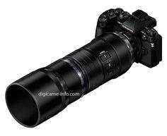 Olympus M.ZUIKO DIGITAL ED 300mm f:4 IS PRO lens specs