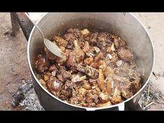 Recette créole : Poulet à la sauce soja - ile de la Réunion. Comment faire un poulet sauce soja, Cuisine de la Réunion, cuisine simple et rapide. N'hé... Pork, Beef, Cooking, Simple, Cooking Food, Creole Cuisine, Interesting Recipes, Pork Roulade, Meat