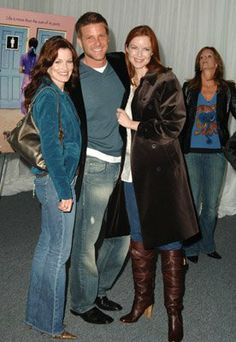 with Marcia Cross