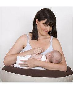 Milkbar Single Nursing Pillow - Chocolate  RRP: $64.95