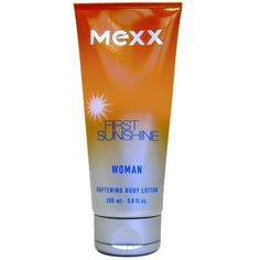 MEXX FIRST SUNSHINE by Mexx for WOMEN: BODY LOTION 6.8 OZ