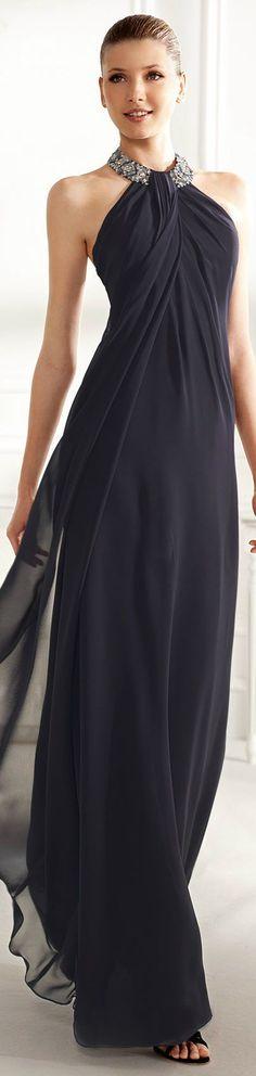 Vestidos de formatura pretos - http://vestidododia.com.br/vestidos-de-festa/vestidos-de-formatura-pretos/