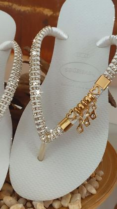 Bling Sandals, Beaded Sandals, Beaded Jewelry, Beaded Shoes, Bling Flip Flops, Flip Flop Sandals, Beach Wedding Sandals, Wedding Shoes, Accessories