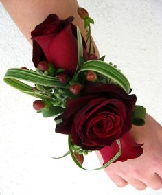 Flowers for HER!  Corsages
