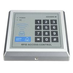 Security RFID Proximity Entry Door Lock Access Control System 10 Keys  Worldwide delivery. Original best quality product for 70% of it's real price. Buying this product is extra profitable, because we have good production source. 1 day products dispatch from warehouse. Fast & reliable...