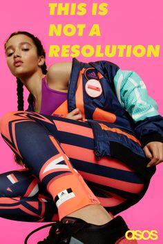 a2a8ba44e16e1 52 Best ASOS loves fashion images | Sport fashion, Sports luxe ...