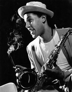Dexter Gordon, NYC, New York, 1948   © Herman Leonard