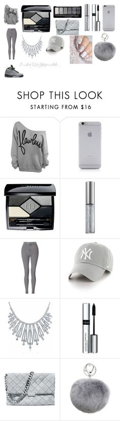 """I Am Un-Stop-Able"" by breezybrebre ❤ liked on Polyvore featuring beauty, Native Union, Christian Dior, Urban Decay, Miss Selfridge, '47 Brand, Bling Jewelry, By Terry, STELLA McCARTNEY and Adrienne Landau"