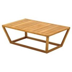Axis Teak Coffee Table