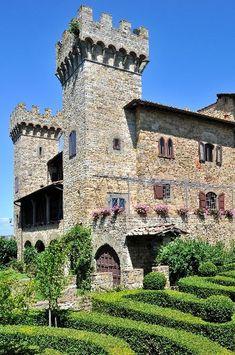 Greve in Chianti (Firenze) - Castello di Panzano