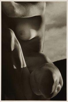 Author - Ruth Bernhard - 'Rockport Nude