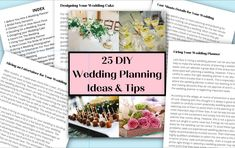 Excited to share this item from my #etsy shop: DIY Wedding Planning Ideas & Tips, Wedding Planning Book, DIY Bride, Digital Book, Printable Book, Wedding Ideas Wedding Shower Gifts, Diy Wedding, Wedding Ideas, Wedding Planning Book, Wedding Planner, Digital Scrapbook Paper, Wedding Designs, Printable, Etsy Shop