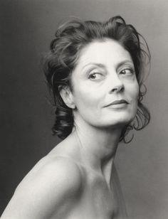 Susan Sarandon - photo by Annie Leibovitz