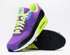 Sneakers -Nike Air Max 90  : Nike Air Max 90 Essential 'Hyper Grape'