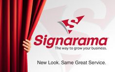 Signarama in Okemos small business...they do it all!! graphics, signs, advertising, branding