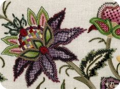 The Rebellious Needlewoman: June 2012 - Her Board has over 900 Patterns/ Pics of Jacobean