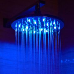 Alfi Brand 10'' Round LED Rain Shower Head