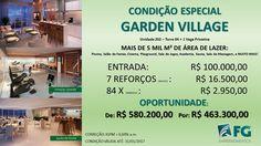 Toni Oliveira Imóveis: Oferta - Garden Village