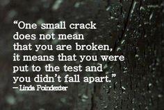 One Small Crack #MotivationalMonday #Inspirational #Quotes #MotivationalQuote #StrengthQuote (scheduled via http://www.tailwindapp.com?utm_source=pinterest&utm_medium=twpin&utm_content=post105745821&utm_campaign=scheduler_attribution)