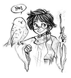 @Corri Garza Schultz pretend this is how I drew Harry in Draw Something, ok? :)