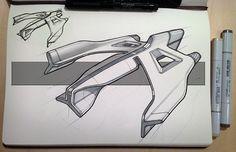 Recent_Hand_Sketching on Behance