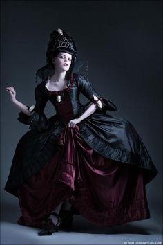 18th century Goth