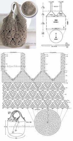 Crochet bag 341077371783214890 - Crochet pouch Source by dmstrsly Free Crochet Bag, Crochet Pouch, Crochet Market Bag, Crochet Bags, Diy Crafts Crochet, Crochet Gifts, Crochet Projects, Crochet Diagram, Crochet Chart