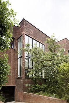 House Wilrijk / Nachman Kaplansky, B-Architecten