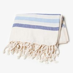 Turkish Pestemal Towel - Colorful