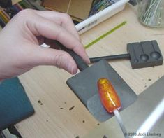 How to make a Lampwork Vessel - Beadworx.com
