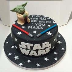 """Melanie Rose Bakes on Twitter: """"May the 40th be be with you Mark ..."""
