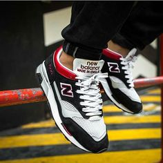 #teamepsilon member @thomb_ in the newly re-release OG CW of the New Balance 1500WR - Great shot📸
